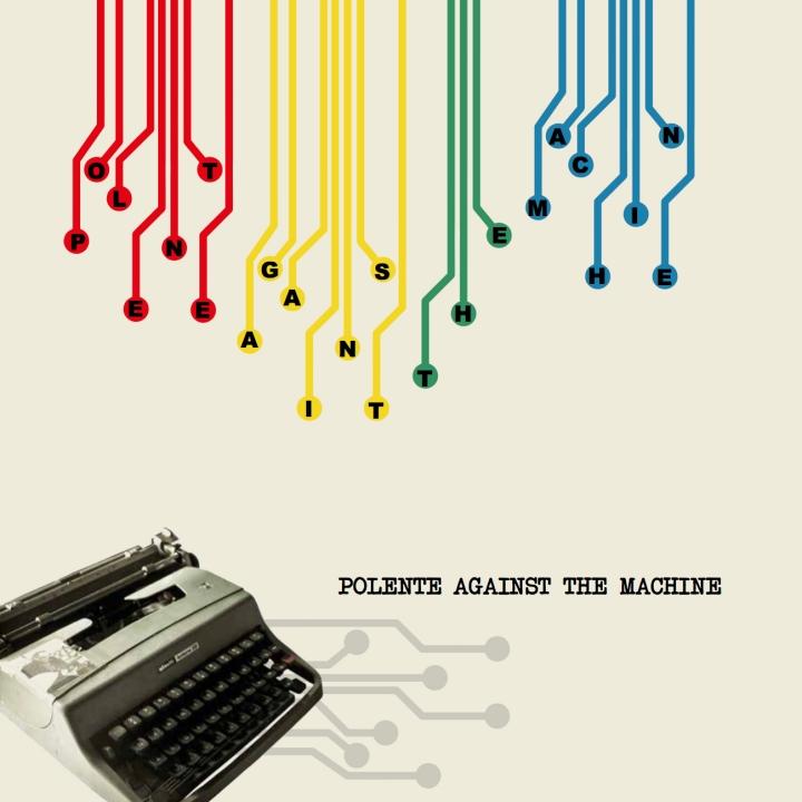 Polente Against The Machine copertina catalogo